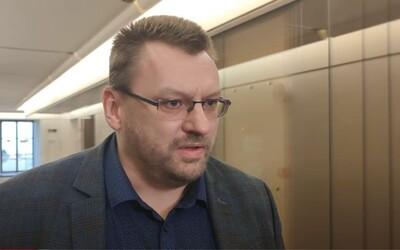 Lubomír Volný půjde do voleb s krajně pravicovou Dělnickou stanou.