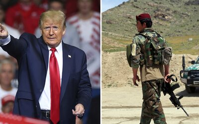 100 tisíc dolarů za vraždu amerického vojáka. I takto Rusové sponzorovali afghánské ozbrojence.