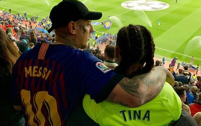 """Separ a Tina se rozešli v lásce a míru: """"Ať nás čeká cokoliv, těšíme se na to a budeme to nadále prožívat spolu."""""""