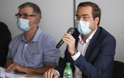 Minister zdravotníctva Krajčí: situácia na Slovensku sa zhoršuje, čelíme druhej vlne koronavírusu.