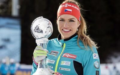 Biatlonistka Gabriela Koukalová měla deset let trpět anorexií. Během některých dnů se prý živila jen tampony namočenými ve vodě