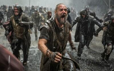 Biblický epos Noah predstavuje krátky Superbowl spot
