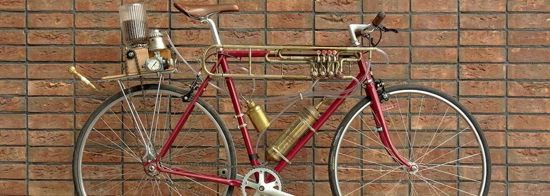 Bicykel a mlynček na kávu v jednom? Bizarný startup zo Slovenska baví ľudí