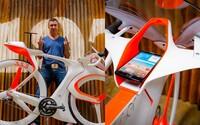 Bicykel budúcnosti, ktorého mozgom bude tvoj smartfón. Upozorní ťa na prichádzajúce autá, či nájde ideálnu trasu