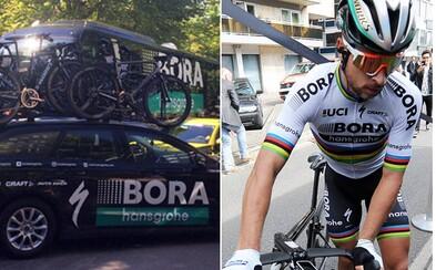 Bicykel nášho Peťa Sagana smeruje na štart dnešnej etapy Tour de France! Šanca na štart slovenského cyklistu ešte žije