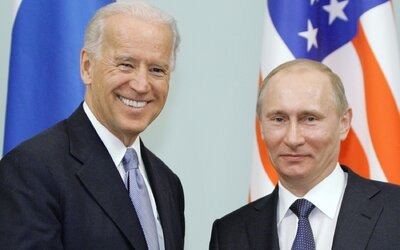 Biden a Putin se setkají už za tři týdny. Jaké místo si na summit vybrali?