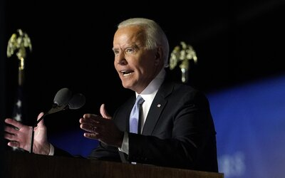 Bidenův vítězný projev: Nastal čas léčit Ameriku. Rozumím voličům Trumpa, ale dejme si vzájemně šanci