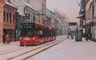 Biele Vianoce boli na celom Slovensku naposledy v roku 2002. V niektorých častiach krajiny bolo aj 20 cm snehu