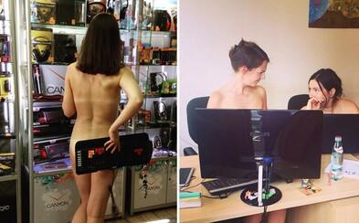Bielorusi sa vydávajú nahí do práce. Uťahujú si tak zo slov svojho prezidenta, ktorý ich k tomu nechtiac vyzval
