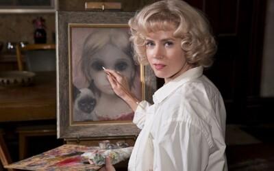 Big Eyes - malý návrat Tima Burtona s veľkým umeleckým podvodom (Recenzia)