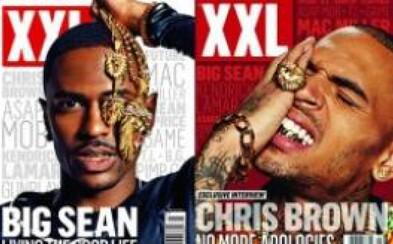 Big Sean a Breezy na titulke časopisu XXL