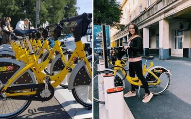Bikesharing ľudia vBratislave využívajú vo veľkom, bude sa rozrastať
