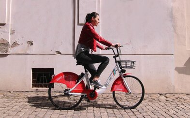 Bikesharing spustili už aj v Košiciach. Mesto bude ponúkať až tisíc zdieľaných bicyklov