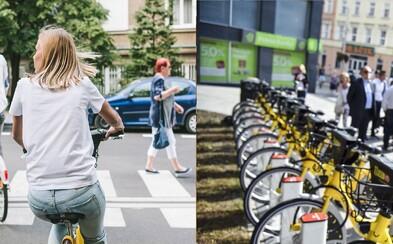 Bikesharingu sa v prvom mesiaci naozaj darí. Využíva ho už 30-tisíc ľudí