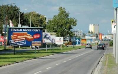 Bilbordy - mor dnešného Slovenska. Ako sú na tom mestá s reklamnými plochami?