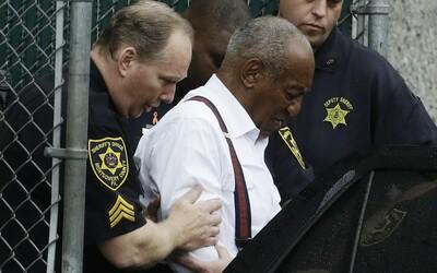 Bill Cosby prohrál odvolací soud, zůstává ve vězení