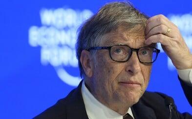 Bill Gates investuje několik miliard do továren na výrobu vakcíny proti koronaviru