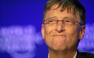 Bill Gates investuje spolu s ďalšími známymi menami do zelenej energie. Ich fond bude tvoriť miliarda dolárov