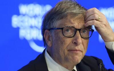 """Bill Gates prezradil, kedy sa podľa neho vrátime do """"normálneho života"""". V roku 2021 to ešte nebude"""