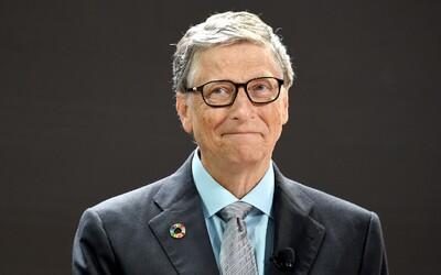 Bill Gates prý organizoval party plné nahých žen a byl nejšťastnější, když se opil, tvrdí autor jeho biografií