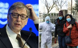 Bill Gates s manželkou přispěli na boj proti koronaviru 100 000 000 dolarů