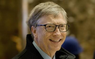 Bill Gates sa bojí príliš vysokých daní pre milionárov. Zaplatil som viac než ktokoľvek iný, hovorí