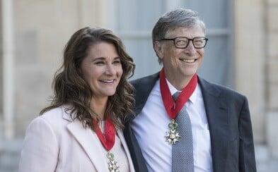 Bill Gates sa po 27 rokoch rozvádza s manželkou Melindou. Už vraj nedokážu spoločne rásť