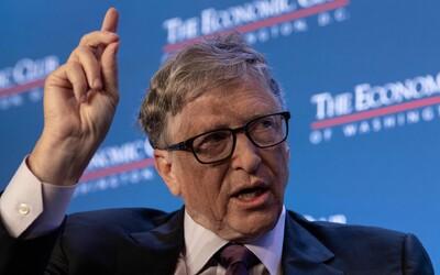 Bill Gates v roce 2015 předpověděl pandemii. Nyní varuje před dvěma novými katastrofickými scénáři