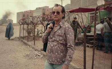 Bill Murray vás dostane v traileri pre komédiu podľa skutočných udalostí, Rock the Kasbah