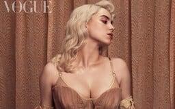 Billie Eilish prozradila, které reakce na její obnažené fotky pro Vogue jí vadily