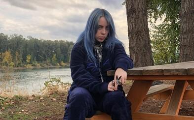 Billie Eilish zvažovala sebevraždu. Myslela si, že se nedožije svých 17 let