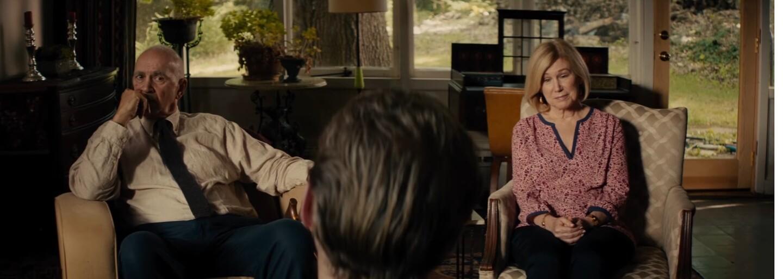 Billy Crudup sa snaží životom unavenému Frankovi Langellovi vyhovoriť eutanáziu v svojráznej komédii Youth in Oregon