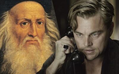Biografické drama o Leonardu da Vincim, kterého si zahraje Leonardo DiCaprio, napíše scenárista Letce, Gladiátora či Skyfall