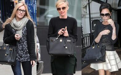 """""""Birkinka"""" od značky Hermès je Rolls-Royce mezi kabelkami. Ikona módního světa, kterou netřeba představovat"""