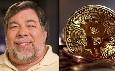 Bitcoin je podľa zakladateľa Applu lepší ako zlato. Digitálna mena môže jedného dňa ovládnuť celý svet