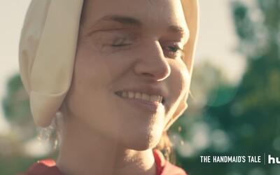 Bité a znásilňované ženy nie sú pre chlapov v dystopickom sci-fi The Handmaid's Tale viac ako dobytok