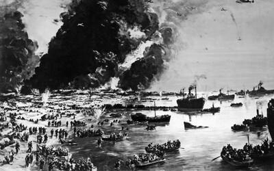 Bitka o Dunkerque: Keď 400 000 vojakov čakalo na záchranu. Zúfalý pokus o evakuáciu sa spojencom vyplatil