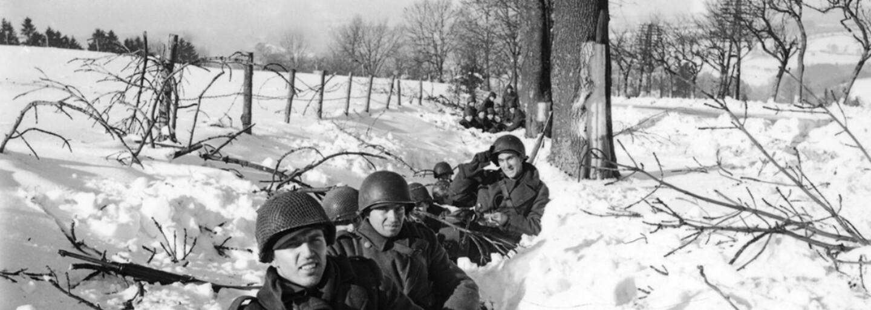 Bitka o výbežok alebo posledný Hitlerov pokus o zastavenie vojny na západe sa skončil vianočným fiaskom