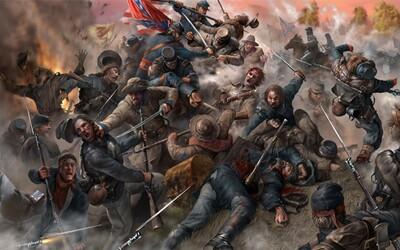 Bitka pri Gettysburgu:  Fatálna chyba, ktorá spečatila výsledok bratovražednej vojny