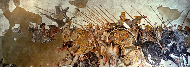 Bitka pri  Ipse: Posledný zúfalý pokus o zjednotenie najmocnejšej ríše starovekého sveta