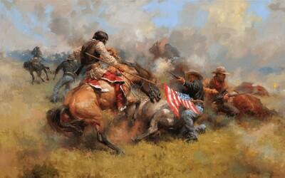 Bitka pri Little Bighorne: Pýcha, ktorá spôsobila národnú pohromu