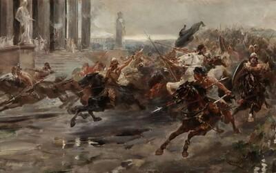 Bitky, ktoré zmenili tvár sveta #3: Bitka na Katalaunských poliach, 451 n.l.
