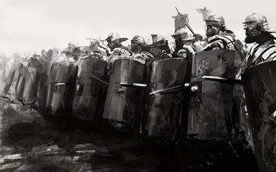 Bitva v Teutoburském lese: Krvavý kotel, ve kterém si během tří dnů našlo smrt více než 20 000 legionářů, žen a dětí