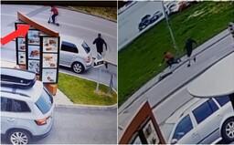 Bizarná naháňačka v Petržalke: mužovi ukradol kolobežku, ten ho stihol dobehnúť a spacifikovať