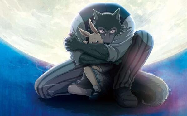 Bizarné anime pre dospelých: Zvieratá žijú ako ľudia a vlk loví zajačicu, do ktorej sa zamiluje