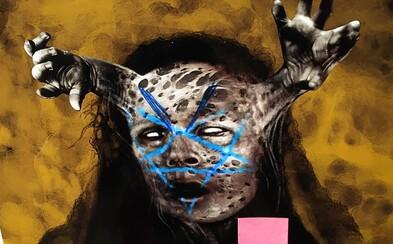 Bizarné monštrum z American Horror Story od jeho tvorcu Ryana Murphyho. Prijali by ste do siedmej série takúto príšeru?