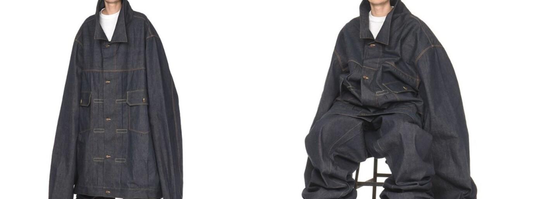 Bizarné oblečenie pre obrov stojí takmer 10 000 €