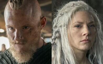 Bjorn a Lagertha plánujú odplatu! 5. séria Vikingov bude pokračovať už o niekoľko hodín