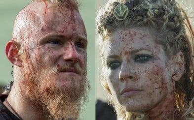 Bjorn touží po pomstě, Ivar se stává nekompromisním králem a Lagertha bojuje o život