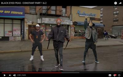 Black Eyed Peas se vracejí ve skvělém videoklipu se Slick Rickem a oznamují evropské turné